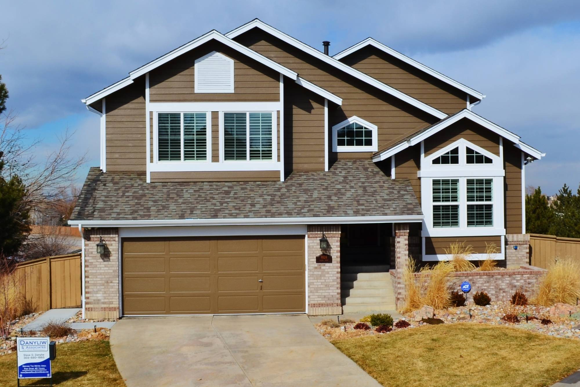 Exterior Photo of a house in Highlands Ranch