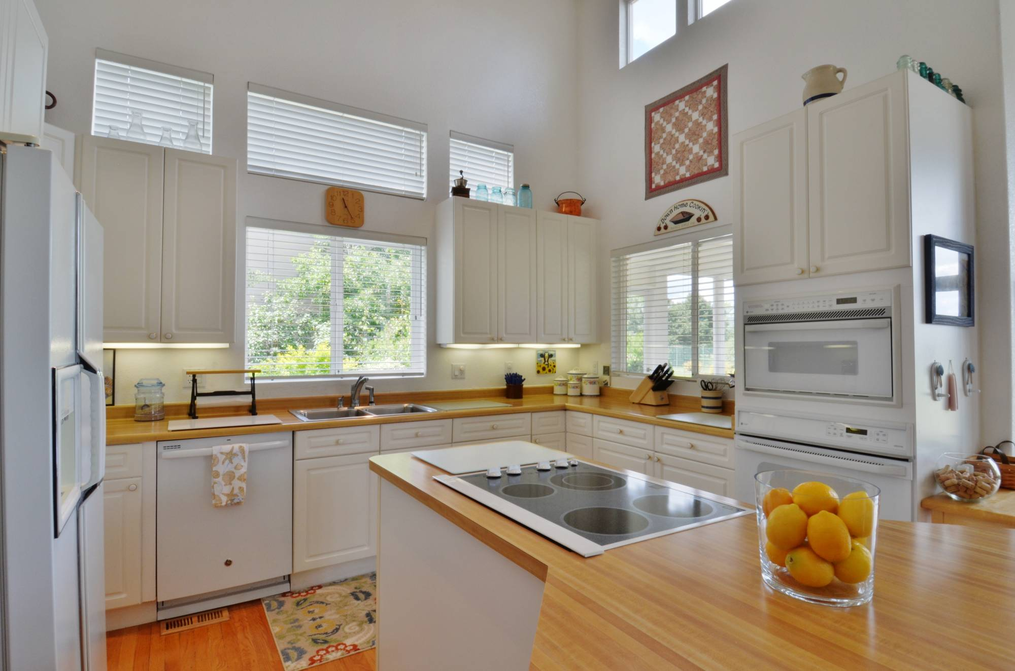 Interior Photo of a Kitchen in Lakewood
